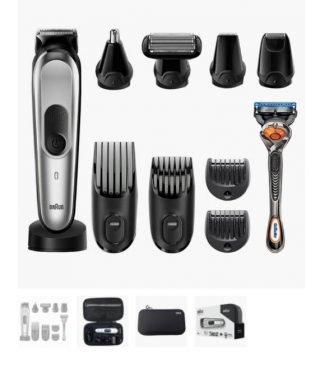 Braun Trimmer Kit