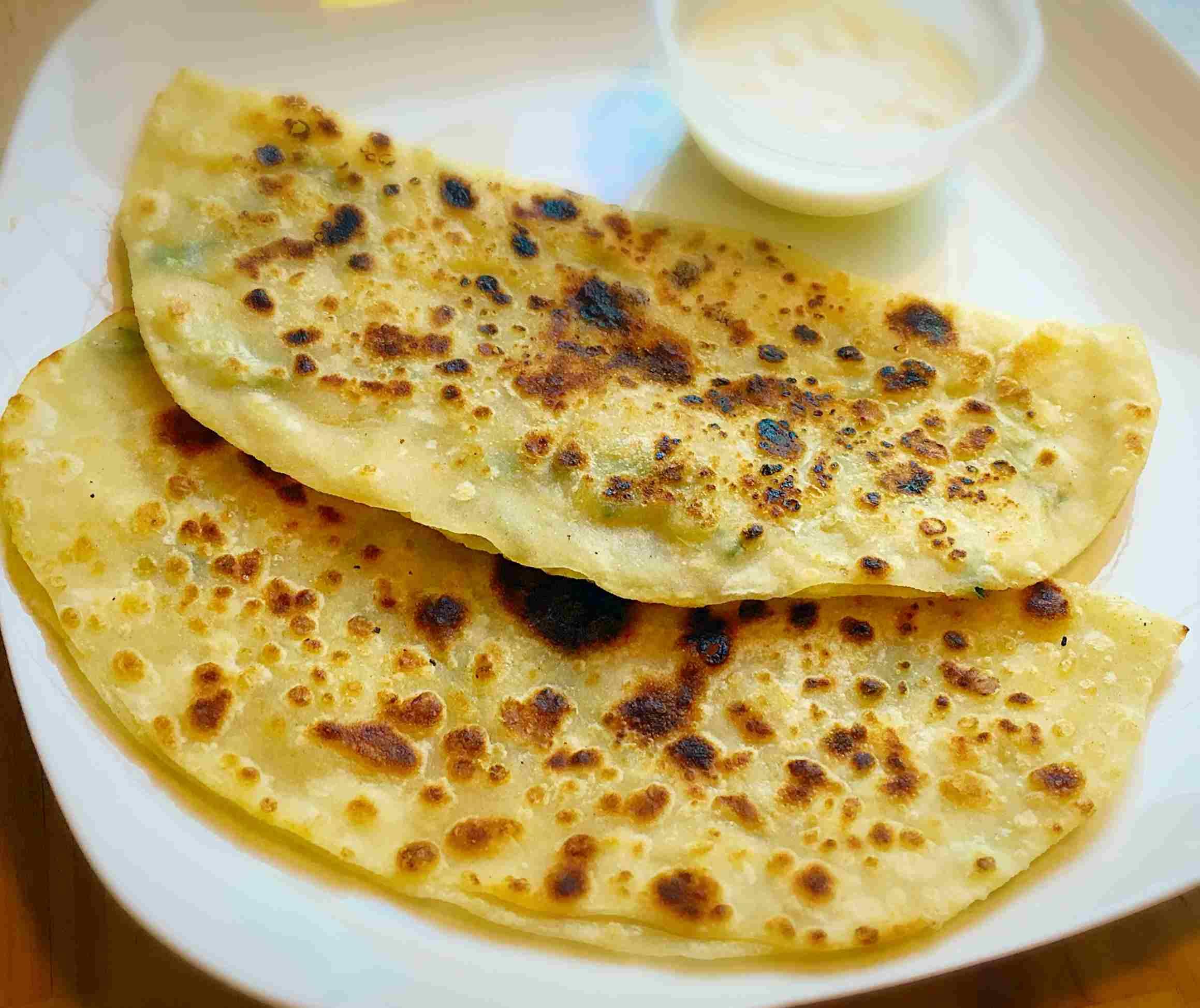Bolani Food for Eid