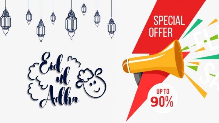 Eid al adha sale