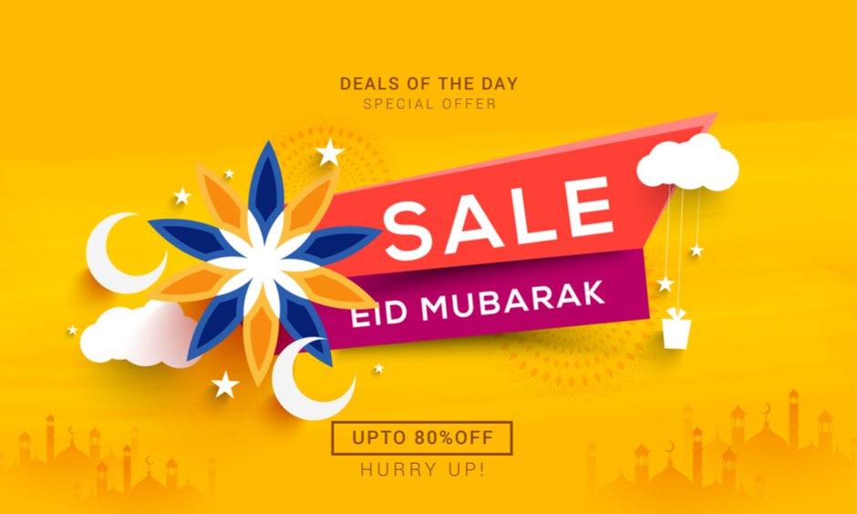 Eid Al Adha Sales, Offers & Coupon Codes