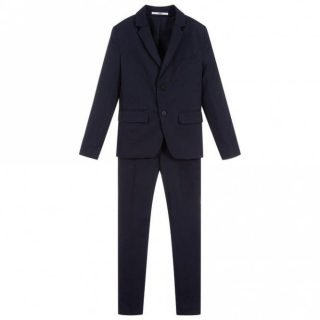 Navy Blue Suit for Boys