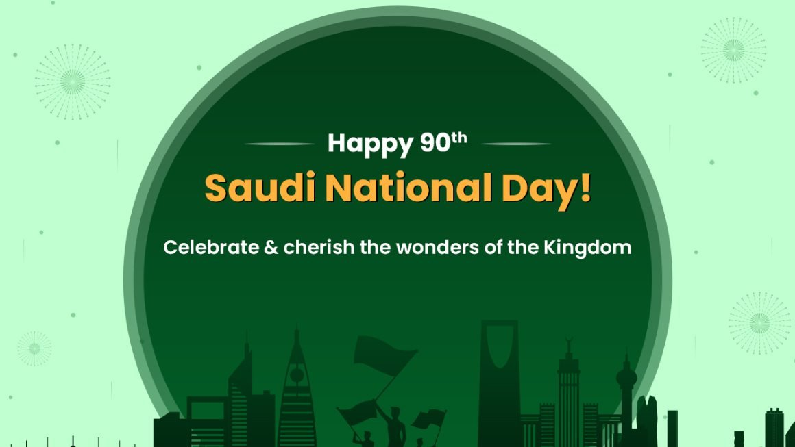 90th Saudi National Day Celebrations