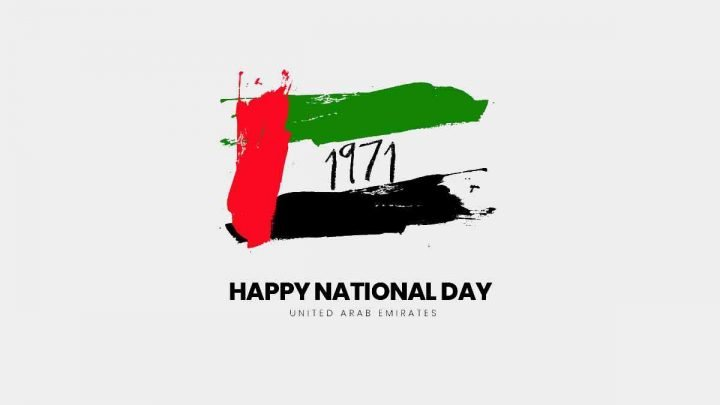 Happy UAE National Day 2020