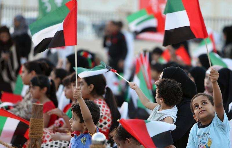 Witness The Events During 49th UAE National Day