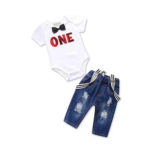 Denim On Denim for Baby Boy