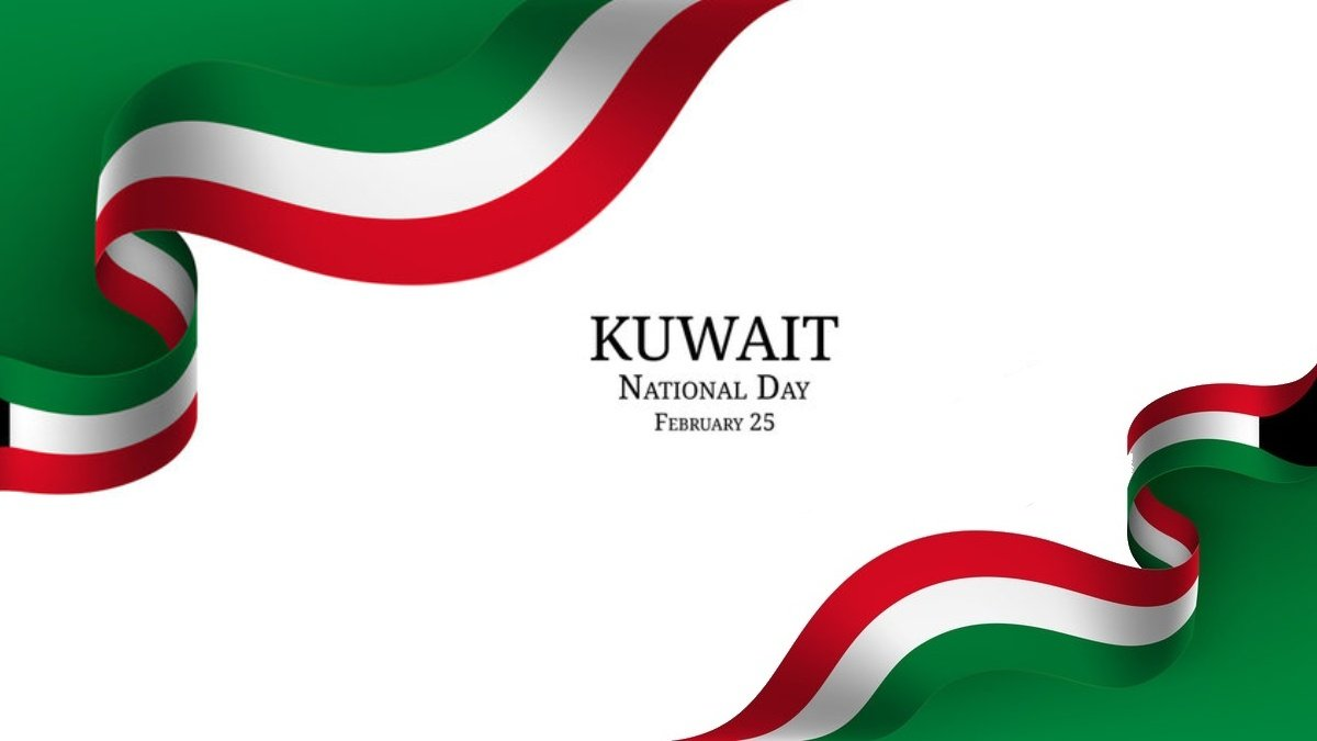 Kuwait National Dat 2021 Celebrations