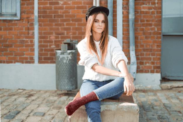Women in Knitwear