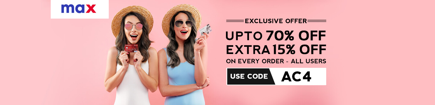 MaxFashion Promo Code