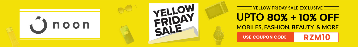 Noon Yellow Friday Offer