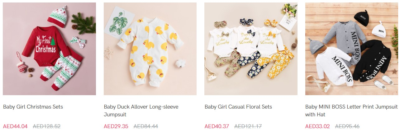 15% Off PatPat Baby Clothing