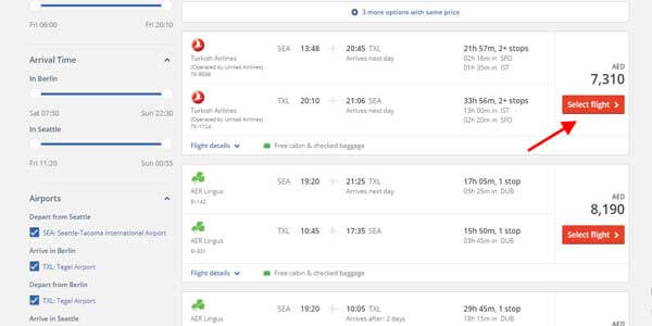Tajawal Flights KSA Coupons