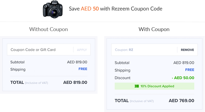 Rezeem: Coupons, Voucher Codes, Cashback Offers, Deals & More